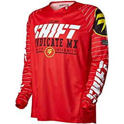 2016 Shift Strike Jersey-Red-L