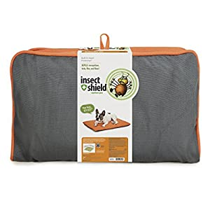B00T06QRWU9D8 Insect Shield Reversible Beds for Dogs