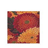Ideal Home Range Caskata Studios Paper Lunch Napkins, Mums