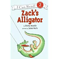Zack's Alligator (I Can Read Level 2)