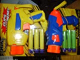 Air Warriors Tek-3 Dart Gun Set & 6 Darts