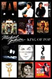 Michael Jackson Albums Poster 24x36