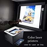 OHP Film Overhead Projector Film - 8.5x11 for Laser