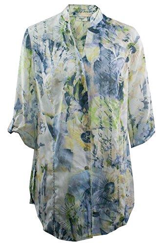 Seidel - Camiseta sin mangas - para mujer Multicolor