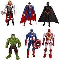 Avenger Action Figure 5-7 inch Marvel Legends Hot Toys Avengers Infinity War Avenger Collectable Titan Hero Series…
