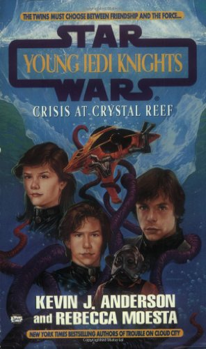 Crisis at Crystal Reef - Book  of the Star Wars Legends