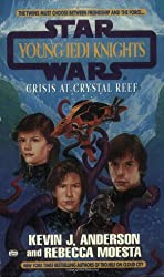 Crisis at Crystal Reef (Star Wars: Young Jedi Knights, Book 14)