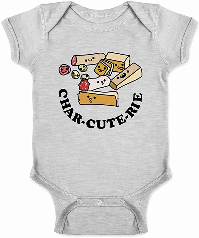 Sushi Lover Unisex Novelty Baby Boys Girls Long Sleeve Baby Onesie Cute Baby Clothes