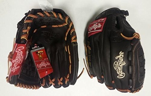 LHT Lefty Rawlings GRTD1153 11.5'' Gold Glove Gamer Mocha Baseball Glove New! by Rawlings