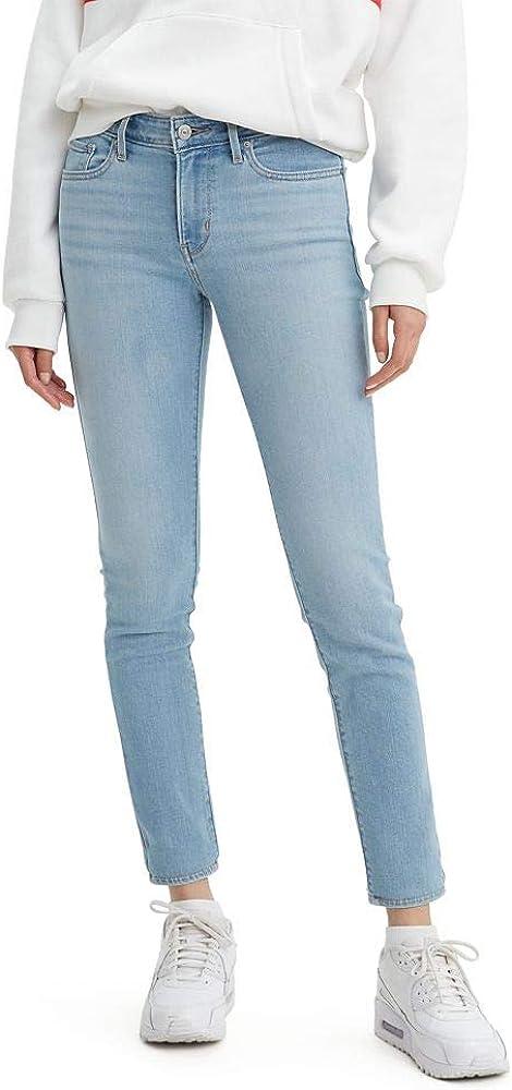 Levi's Damen 711 Skinny Jeans Sidetracked