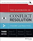 download ebook the handbook of conflict resolution: theory and practice by (2014-05-13) pdf epub
