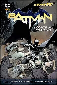 Batman - A Corte das Corujas - Volume 1 - 9788583680659 - Livros ...