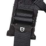 Pro Armor A114220 Black 4 Point Harness