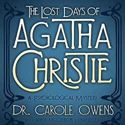 The Lost Days of Agatha Christie