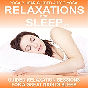 Relaxations for Sleep, Vol.1 Speech