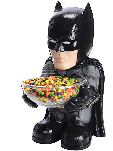 DC Comics Batman Candy Holder and Bowl]()