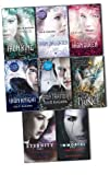 Julie Kagawa The Iron Fey & Blood of Eden 8 Books Collection Pack Set [(The Iron Fey - The Iron Traitor, The Lost Prince,Iron King, The Iron Knight, The Iron Daughter, The Iron Queen) (Blood of Eden -The Eternity Cure, The Immortal Rules)]