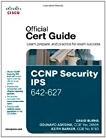 CCNP Security IPS 642-627 Official Cert Guide Front Cover