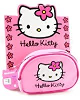 Makeup kit 'Hello Kitty' pink varnish.