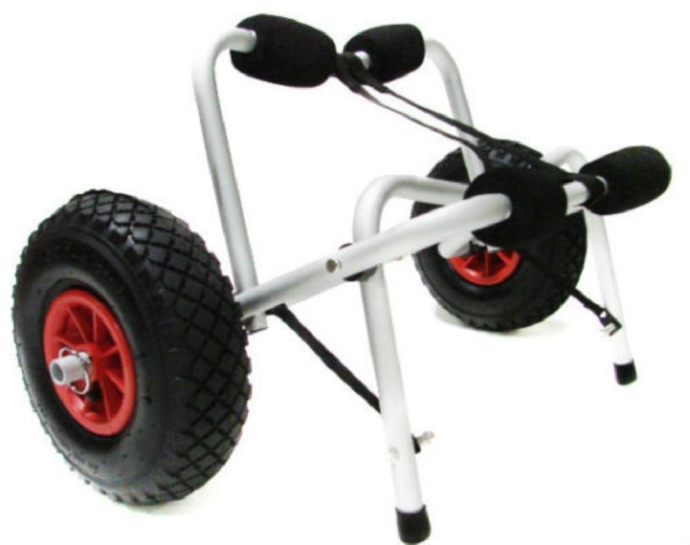 New Kayak Canoe Jon Boat Carrier Dolly Trailer Tote Trolley Transport Cart Wheel by New Unbrand United States