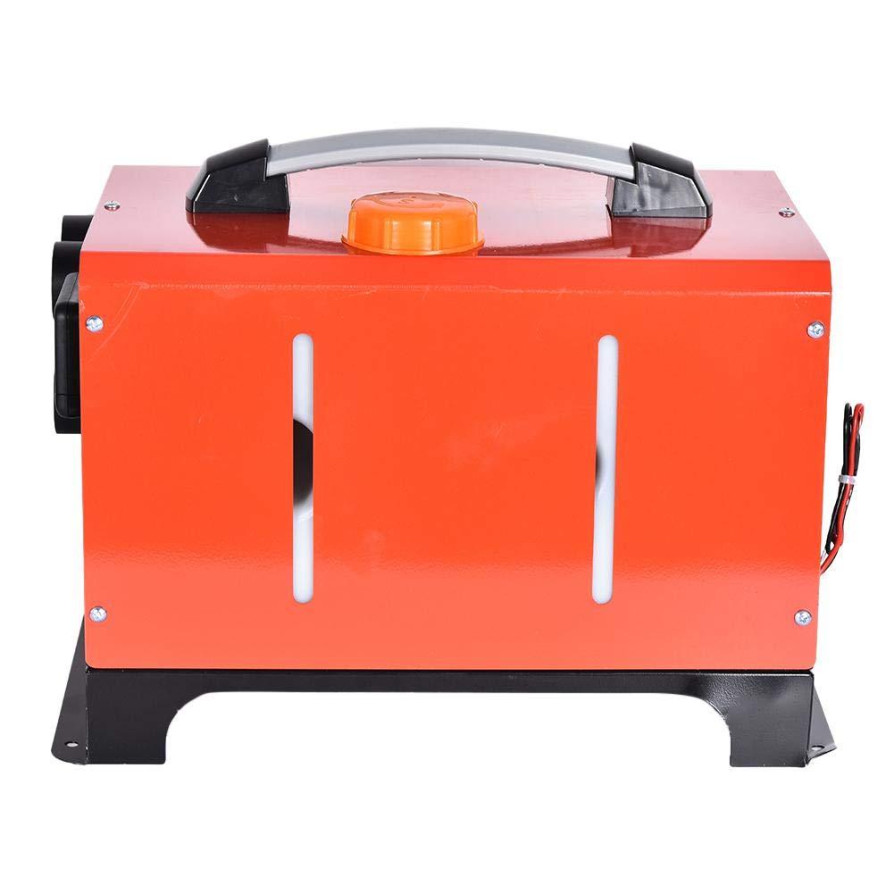 Air Diesels Heater 2020 Nouvelle Mise /À Niveau Chauffage De Stationnement 5 KW 12V // 24V Chauffage De Voiture D/égel Brouillard T/él/écommande LCD Pour Camping-car Remorque Bateau Camion