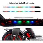 Linghuang-Scooter-Luce-di-Striscia-per-Xiaomi-M365-M365-PRO-Avvertimento-Luce-Sicurezza-Notturna-Luce-LED-Light-con-Scooter-Elettrico-Telaio-Accessori