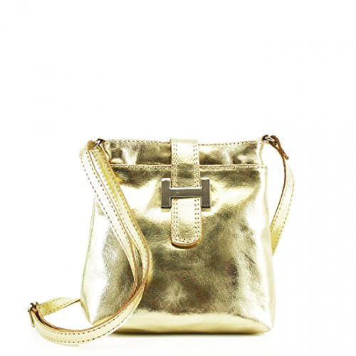 Cross Leather Colours Real Vibrant Real Bag Gold body Available Cross Leather body xp5qXpf