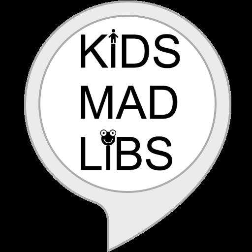 Kids Mad libs