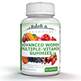 Calihouse Advanced Women Multivitamin Gummy 90 Counts Review