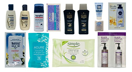 Women s Skin and Hair Care Sample Box (get an equal credit toward future purchase of select Beauty products)