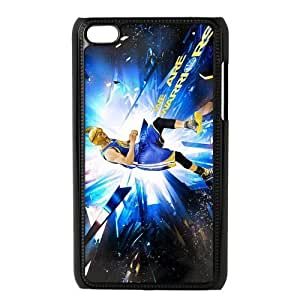 Custom Stephen Curry Basketball Series Case for ipod Touch 4 JNIPOD4-1276
