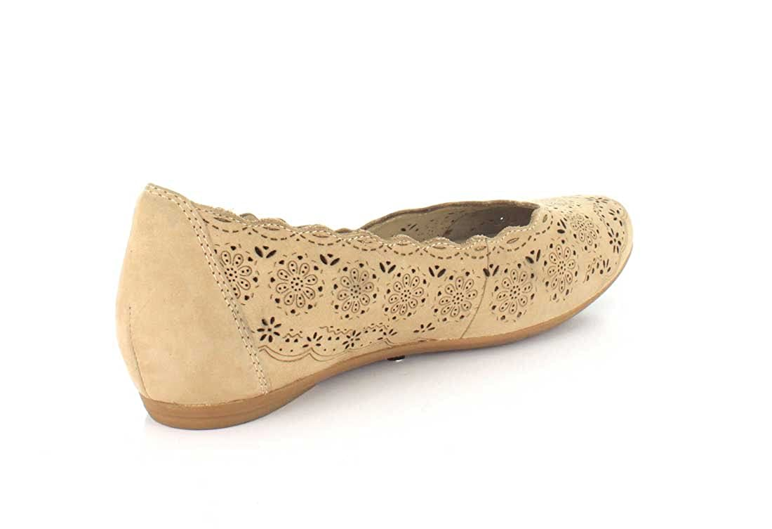 Earthies Damens's, Lindi Slip on Flats Biscuit Biscuit Flats 8 M - 0f9729
