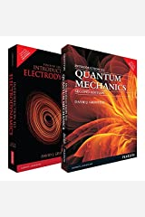 Combo of Electrodynamics and Quantum Mechanics by David J Griffiths Paperback