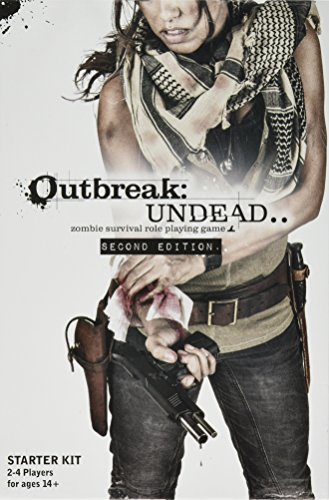 Outbreak: Undead Second Edition Starter Kit (HB1005)