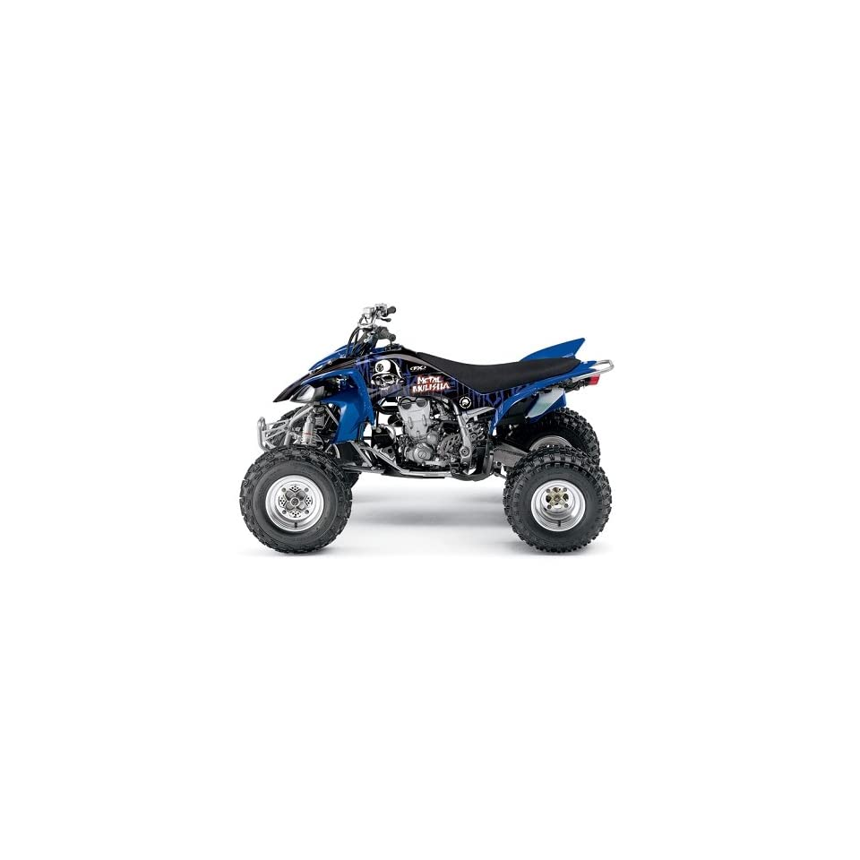 AMR Racing Yamaha Raptor 350 ATV Quad Graphic Kit   Northstar Pink