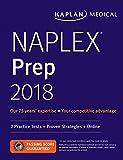 NAPLEX Prep 2018: 2 Practice Tests + Proven Strategies + Online (Kaplan Naplex Prep)