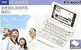 CASIO electronic dictionary Data Plus 6 practice
