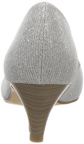 Silver Femme 22415 Tamaris Escarpins Glam Argent Oq8fIfZ