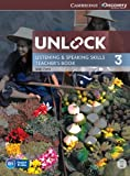 Unlock Level 3 Listening and Speaking Skills Teacher's Book with DVD, Matt Firth, 1107681545