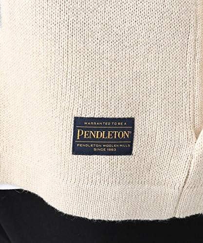 PENDLETON for tk.TAKEO KIKUCHI ネイティブ柄ニットカーディガン 17017700