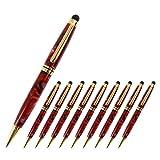Legacy Woodturning, European Touch Pen Kit, Multi-Packs, Choose Your Finish