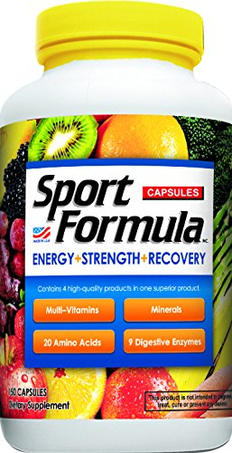 Sport Formula CAPSULES Processed Metabolism product image