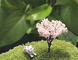 MICRO LANDSCAPE DESIGN 3 pcs Miniature Cherry