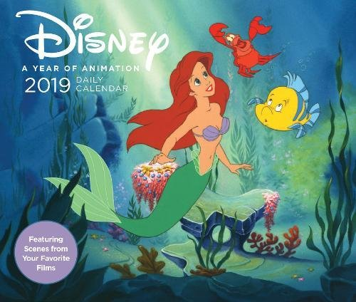 Book cover from Disney 2019 Daily Calendar by Disney