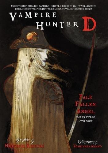 Vampire Hunter 12 Fallen Angel product image