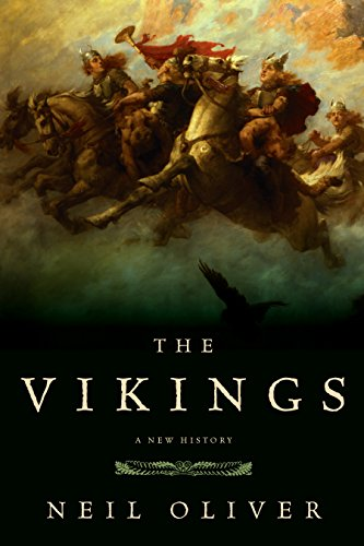 (The Vikings: A New History)