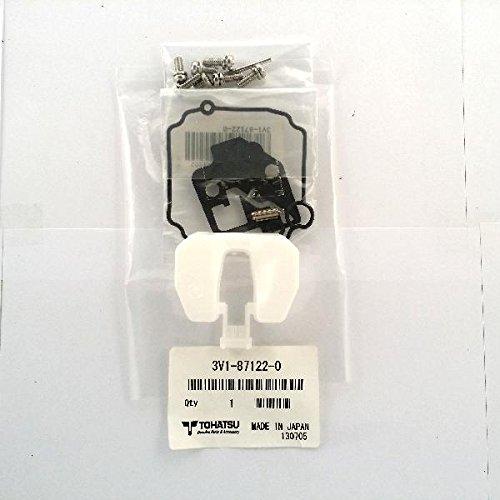 Tohatsu Nissan 3V1871220M Carburetor Repair Kit MSF8//9.8A Tohatsu America Corp.