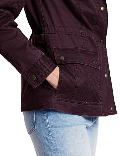 Waxed M Ladies Jacket Hooded amp;S Ex rUUBqx5I