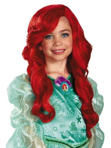 Disguise Ariel Child Wig