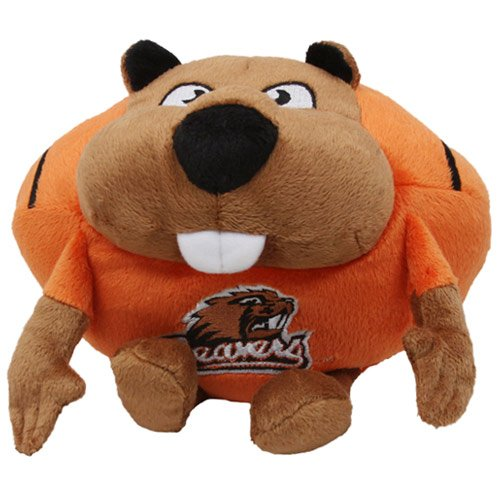 (Fabrique Innovations NCAA Orbiez Plush Toy , Oregon State Beavers)